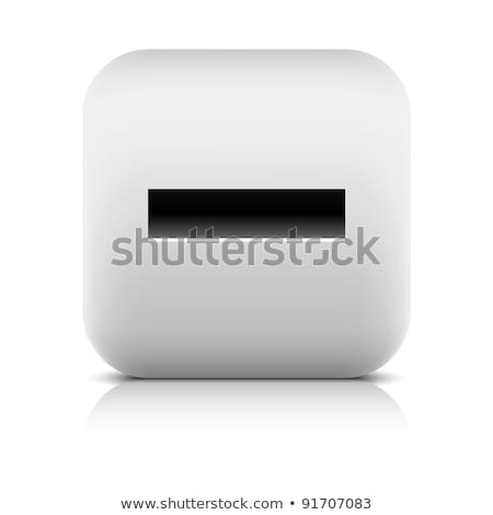Internet button (NO gradient mesh) Stock photo © saicle