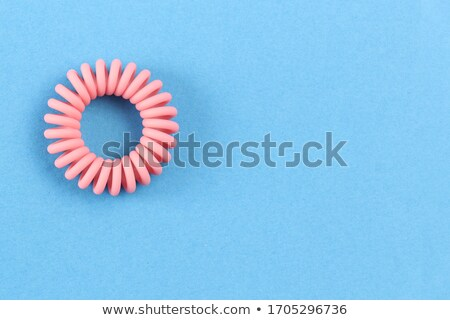 Woman with coil of wiring Stock photo © photography33