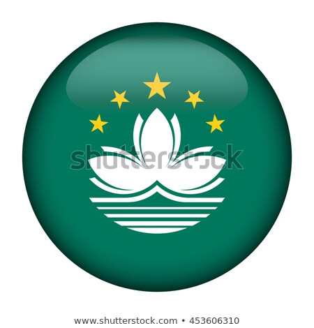 Button Flag Macao Stock photo © Ustofre9