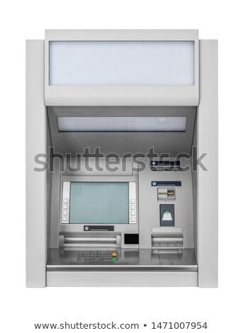 wall cash dispense Stock photo © Mikko
