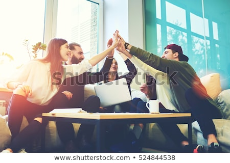 Motivated Student Stock photo © cteconsulting