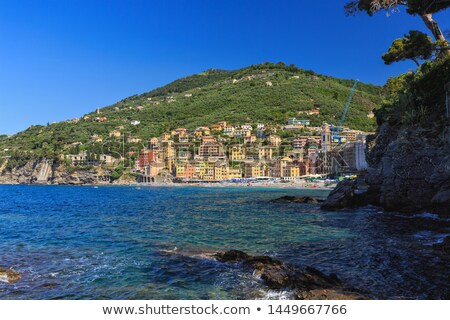 Liguria - church in Sori Stock photo © Antonio-S