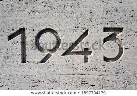 commemorating 1 2 3 years Stock photo © hayaship