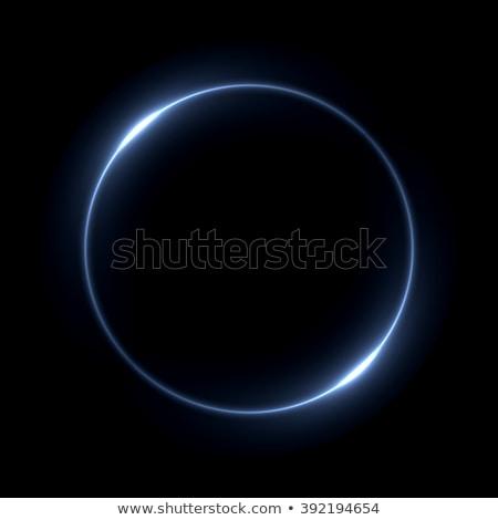 Draaikolk zwart wit midden licht Stockfoto © ArenaCreative