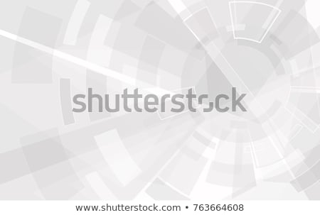 business solution in silver grey gears Stock photo © marinini