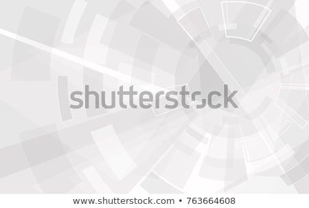 zilver · grijs · versnellingen · tekst · 3D - stockfoto © marinini