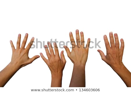 two woman hands waving hands Stock photo © dolgachov
