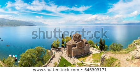 landscape orthodox church stock photo © oleksandro
