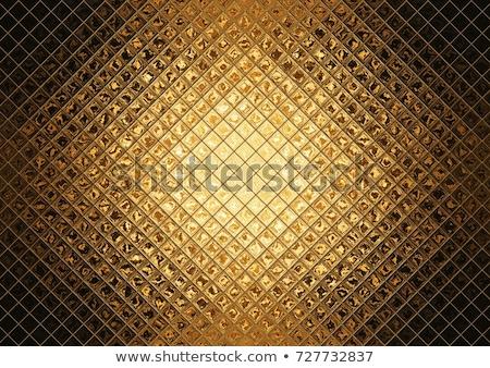 Stock fotó: Arany · tapéta · űrlap · felület · textúra · fal