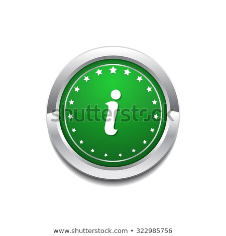 info circular vector greenweb icon button stock photo © rizwanali3d