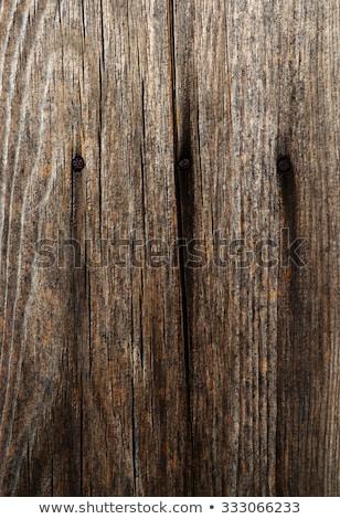 風化した 古い木材 テクスチャ 天気 ストックフォト © skylight