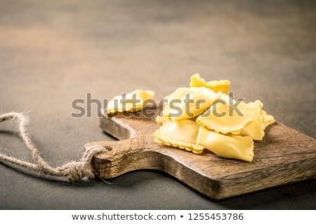 Italiaans gekookt pasta vers Stockfoto © Digifoodstock
