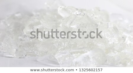 Pouring Milk. Freeze milk isolated on white with clipping path.  Stock photo © kayros