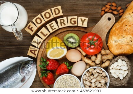 allergy food Stock photo © M-studio
