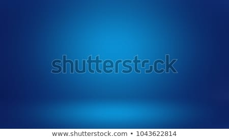 3D Illustration Abstract Blue Background Stock photo © brux