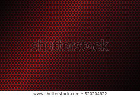 геометрический аннотация черный зеленый металлический обои Сток-фото © kurkalukas