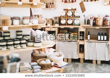 grafikus · szöcske · különböző · termék · sablonok · illusztráció - stock fotó © bluering