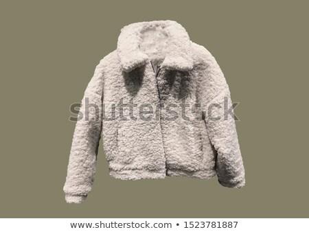 White coat women_Sports & exercise stock photo © toyotoyo