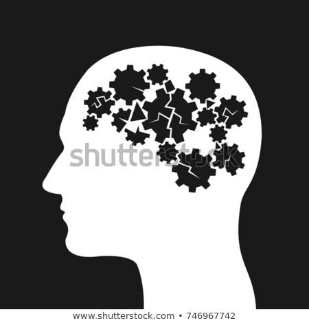 mentaal · wanorde · psychiatrisch · ziekte · psychiatrie · psychologie - stockfoto © lightsource