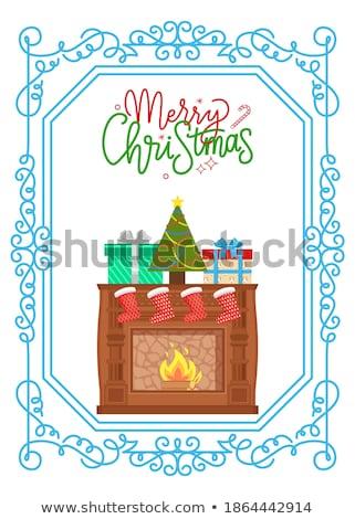 aquecimento · ilustração · temperatura · espaço · piso - foto stock © robuart