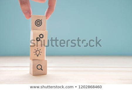 Objective stock photo © ajn