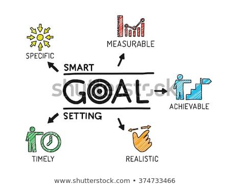 Smart Goal Setting Stock photo © mybaitshop