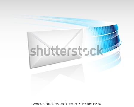 email sent and arriving Stock photo © fenton