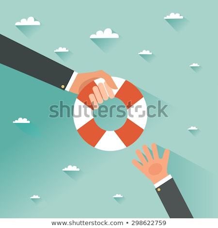 Financial Aid - Life Preserver Stock photo © iqoncept