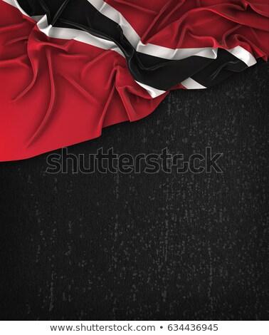 Grunge vlag oude vintage grunge textuur textuur Stockfoto © HypnoCreative