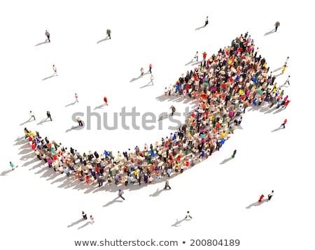 投資 経済 成長 手 ストックフォト © ruigsantos