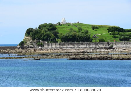 Bay of biscay. Stock photo © asturianu