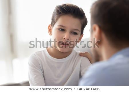 Discussion moment  stock photo © pressmaster