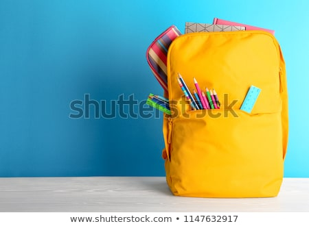 couleur · pointe · stylos · crayons · crayon · éducation - photo stock © zhekos
