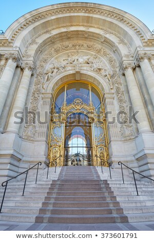 staircase the entrance to the palace stock photo © ruslanomega