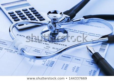 sağlık · reform · stok · görüntü · kadın · doktor - stok fotoğraf © lightsource