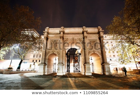 marble arch stock photo © snapshot