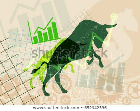 Bull Market Predictions Stock photo © Lightsource