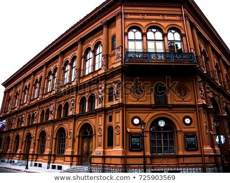 Riga kunst museum Letland reizen Stockfoto © chrisdorney