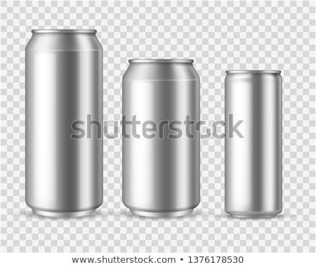Beer can Stock photo © stevanovicigor