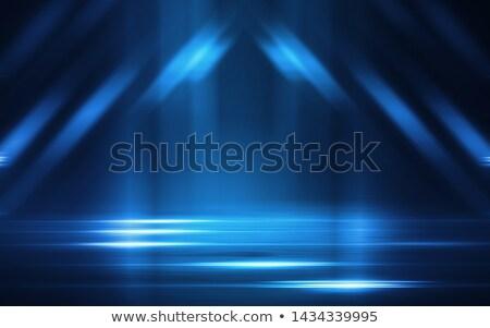 Bleu fractal résumé design magnifique Photo stock © arenacreative
