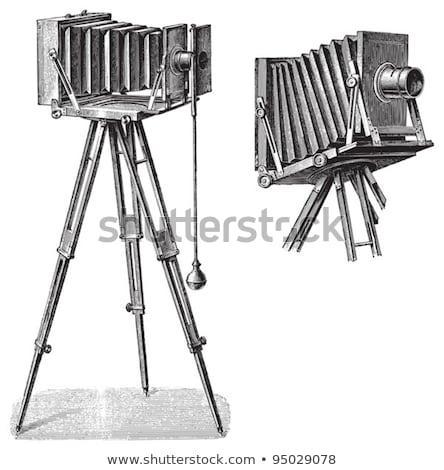 Old photocamera Stock photo © Ava