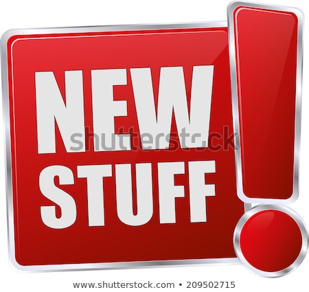 New Arrival Glossy Shiny Circular Vector Button Stock photo © rizwanali3d