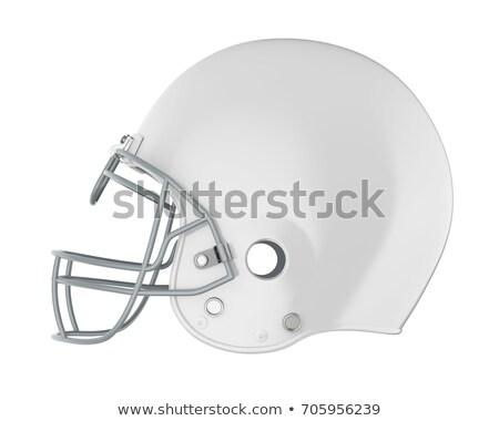 fútbol · cascos · 3d · deporte · pelota - foto stock © ozaiachin