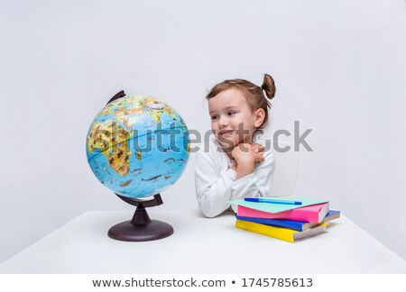 Globe with Jacket Stock photo © sifis