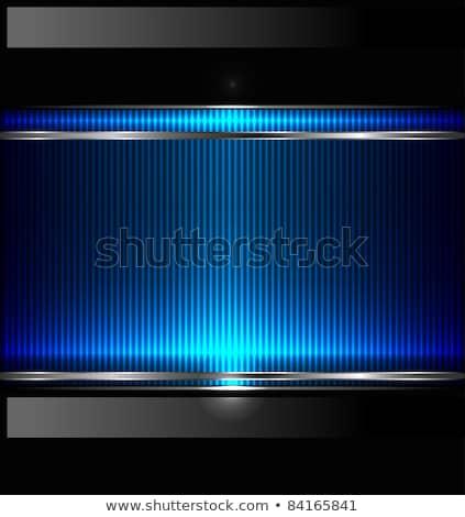 textúra · könnyű · fal · absztrakt · terv · technológia - stock fotó © blackmoon979