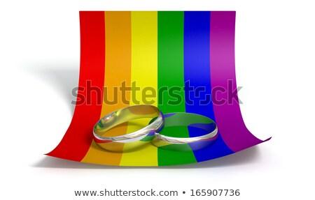 kurtarmak · tarih · halkalar · dikkat · evlilik · nişan - stok fotoğraf © albund