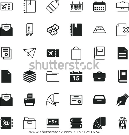 shopping bags   granite icons stock photo © micromaniac