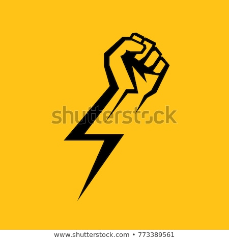 Power symbol stock photo © MONARX3D