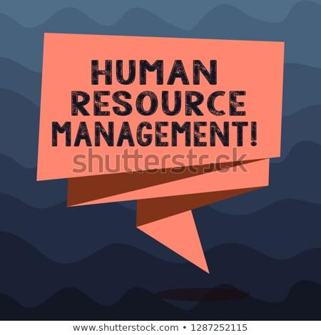 we are hiring client development manager 3d stock photo © tashatuvango