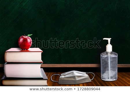Prevention on Chalkboard. 3D Illustration. Stock photo © tashatuvango
